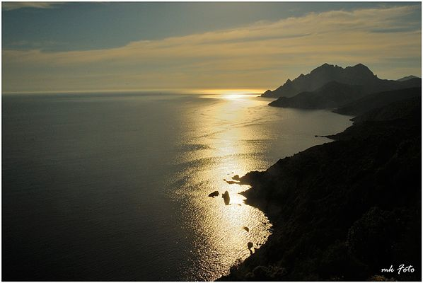 Westküste Korsikas
