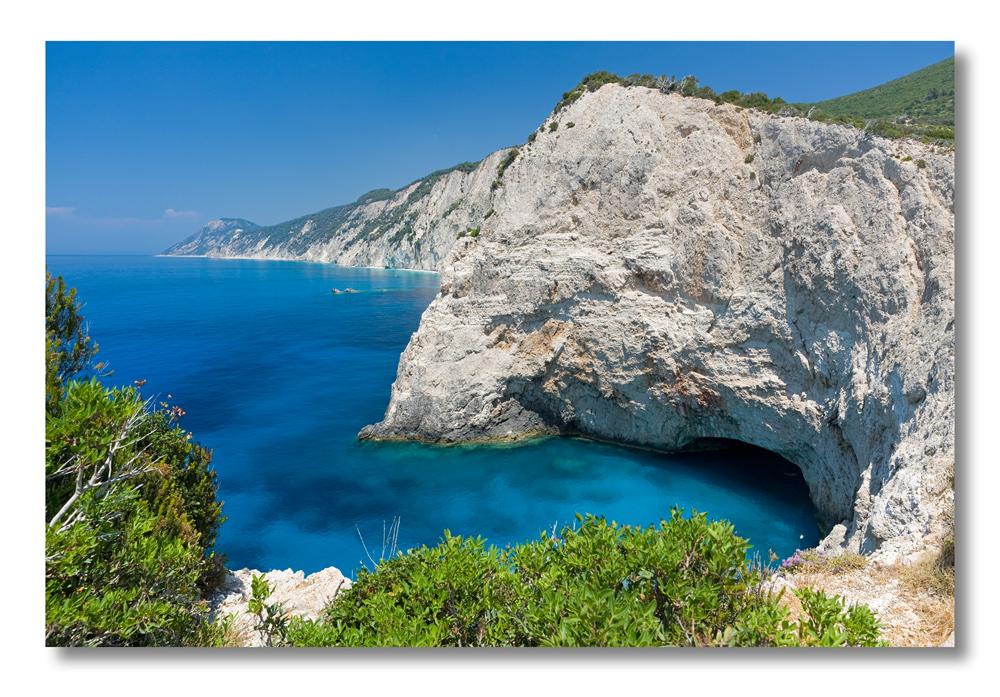 Westküste Lefkada