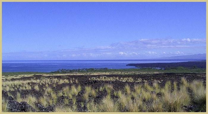 Westküste von Big Island