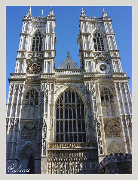 Westminster Abbey - Original