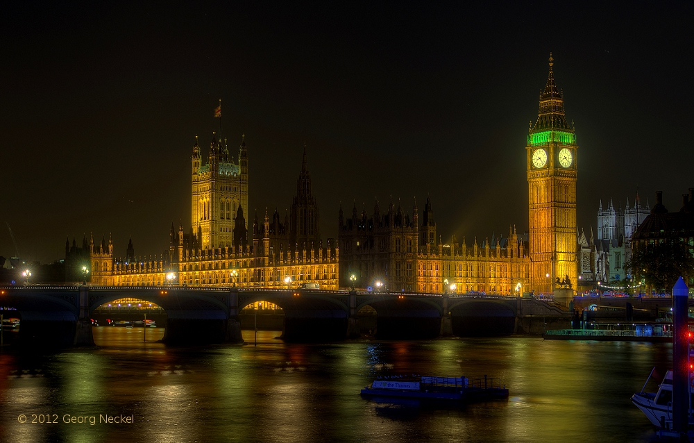 Westminster @ Night