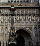Westportal der Westminster Abbey