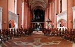 Westseite der Michaeliskirche Lüneburg