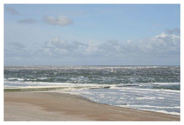 Weststrand Windstärke 6