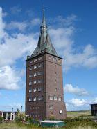 Westturm auf Insel Wangerooge