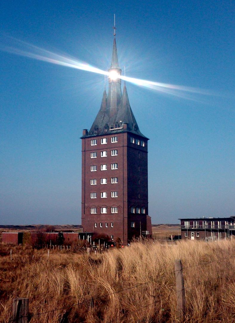 Westturm im Lichte