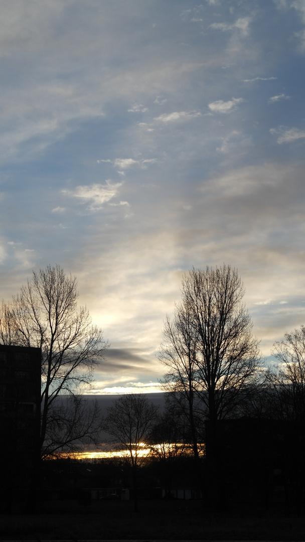 Wetter im Januar / weather in january
