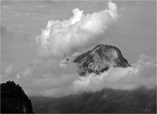 Wetter-Kapriolen über Kufstein