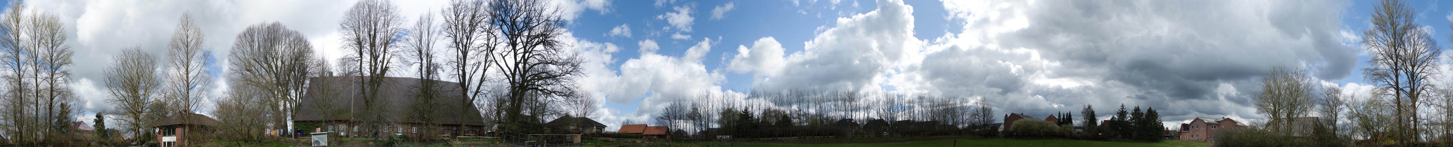 Wetter Panorama
