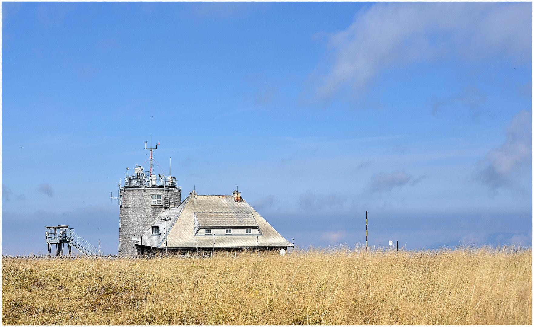 Wetterbeobachtungsstation