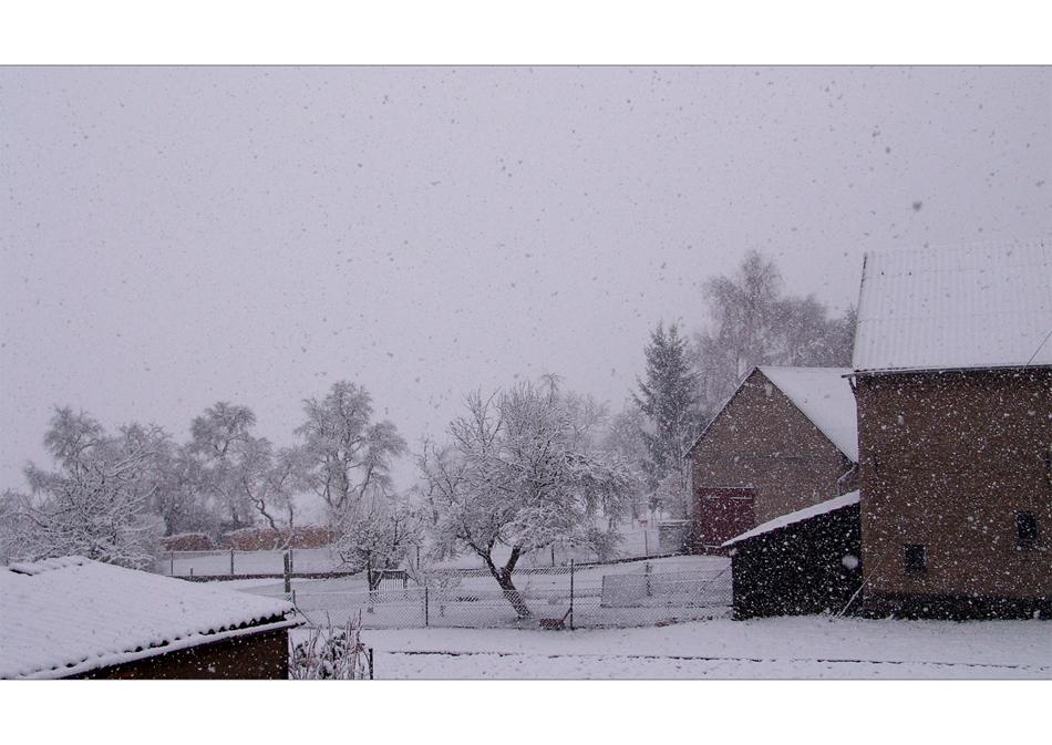 Wetterbericht - Himmighofen - 04.03.08 10.10Uhr März-Überraschung   1.1°