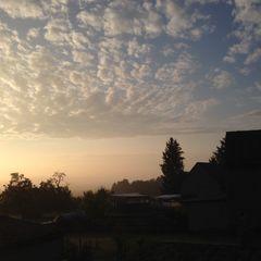 Wetterbericht Himmighofen 10°   7.45 Uhr   03.09.15