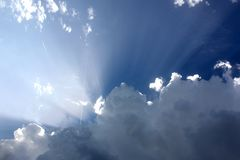 Wetterbericht Himmighofen 10.Juni 2014 ( vor dem Gewitter mit Hagel)