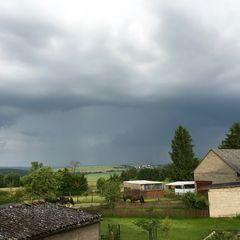 Wetterbericht Himmighofen   11.6.2016  17°