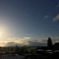 Wetterbericht Himmighofen 26.04.16 7.30 1°