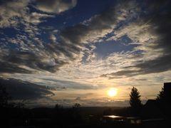 Wetterbericht Himmighofen 26.10. 14° / 8.49 Uhr