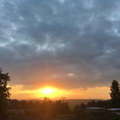 Wetterbericht Himmighofen 27.9.16   / 7.51 Uhr / 10°