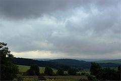 Wetterbericht - Himmighofen 31.05.09 Uhr / 9.00 Uhr 17° Wind und Wolken