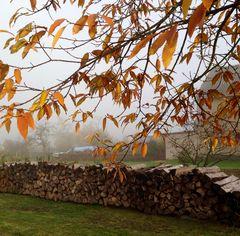 Wetterbericht Himmighofen 3.11.2015 16.20 Uhr 6.4°