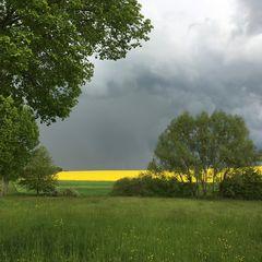 Wetterbericht Himmighofen Freitag 13.5.16  16.5°