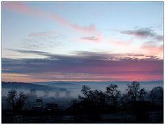 Wetterbericht - Himmighofen - heute morgen 7.40°°