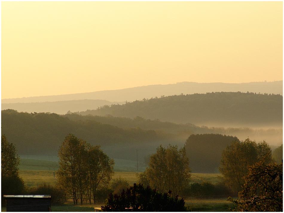 Wetterbericht - Himmighofen - Nastätten 25.04.09 6.40 Uhr / 6.5.°
