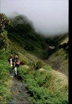 Wettersturz am Mt.Taranaki