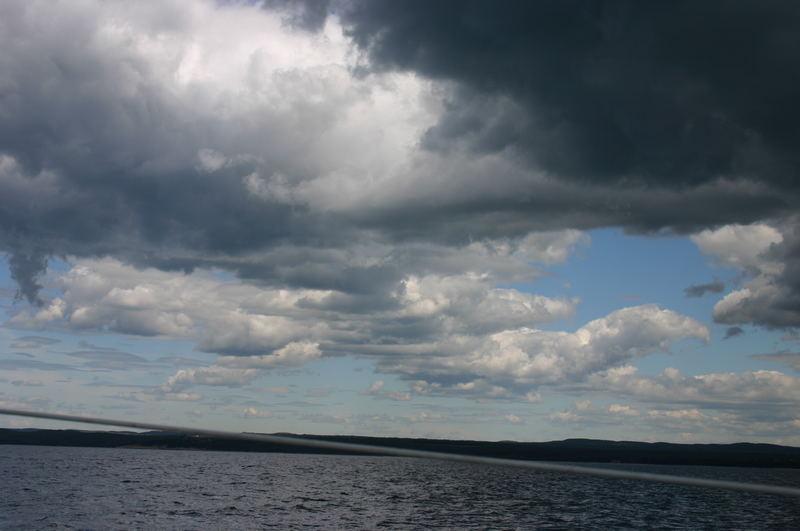 Wetterwechsel Istrien
