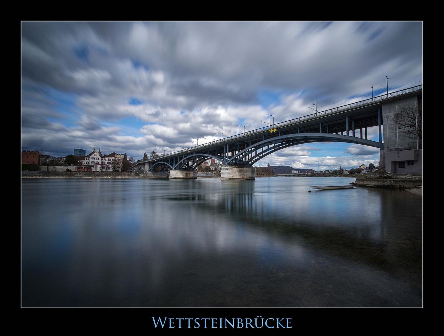 Wettstein - Brücke