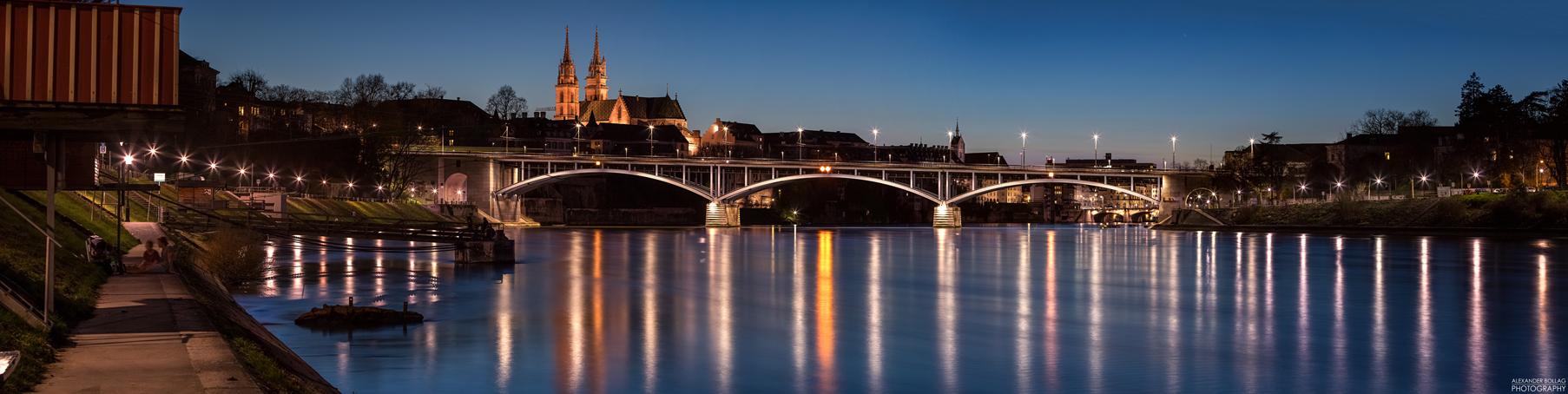 """""""Wettsteinbrücke-Basel"""""""
