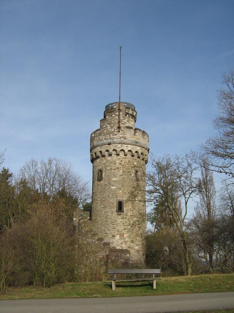 Wetzlar Bismarcktturm (Garbenheimer Warte)