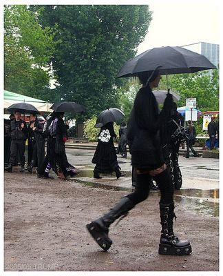WGT 2005 (...und es regnet)
