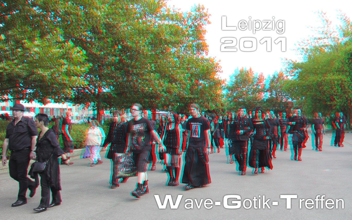 WGT Leipzig 2011 (3D-Foto 02)