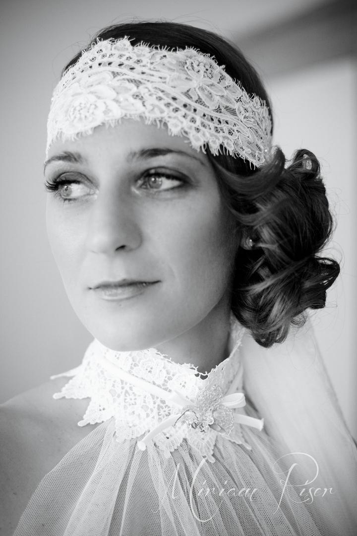 what a bride!