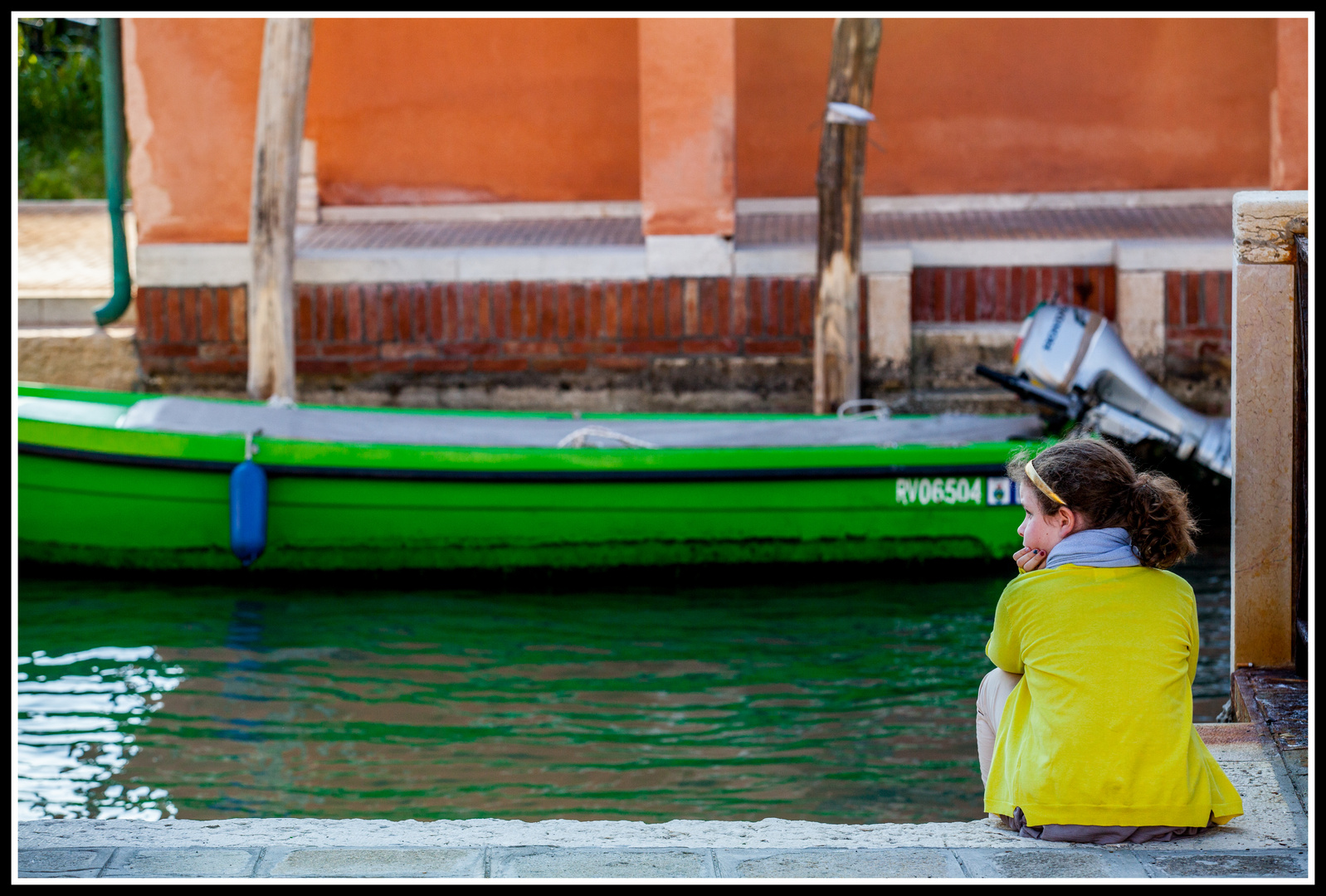 """"""" what a day """"- venice, italy"""