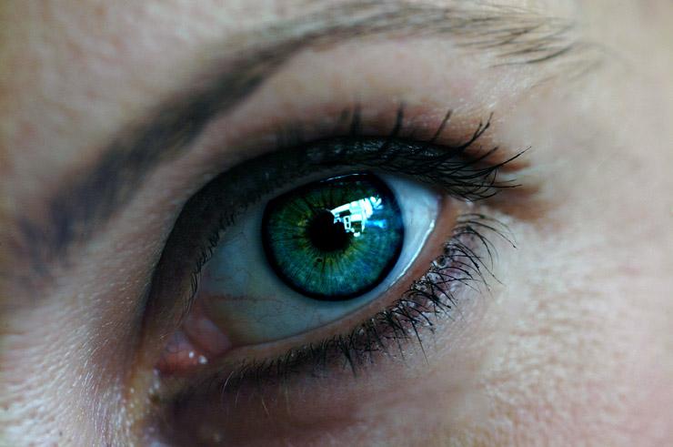 What an eye...