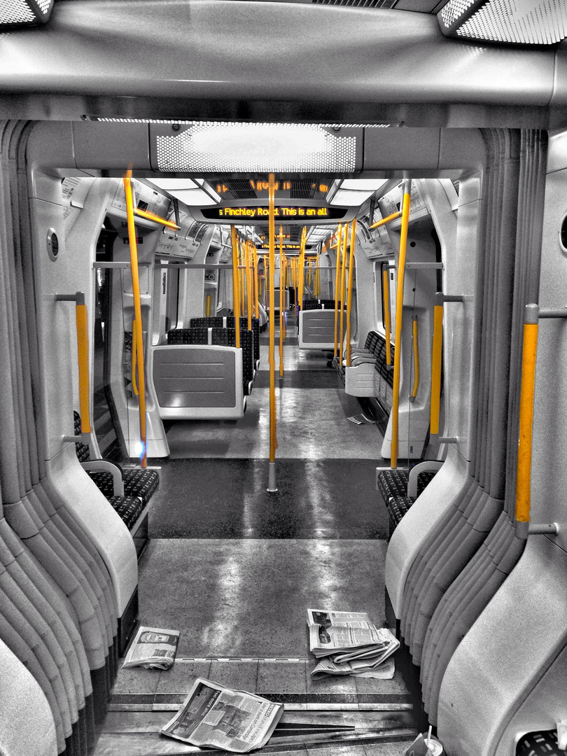What if ..... the Tube
