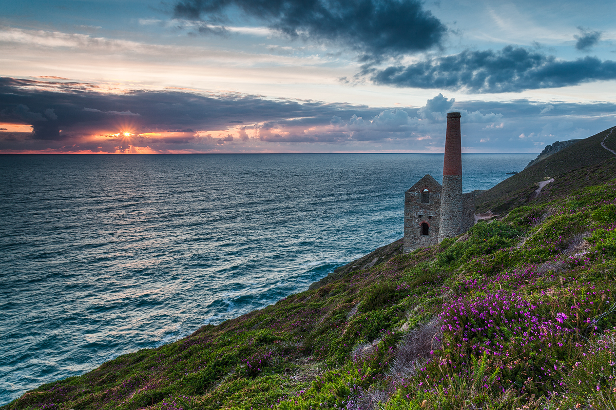 Wheal Coates Mine - Cornwall - England