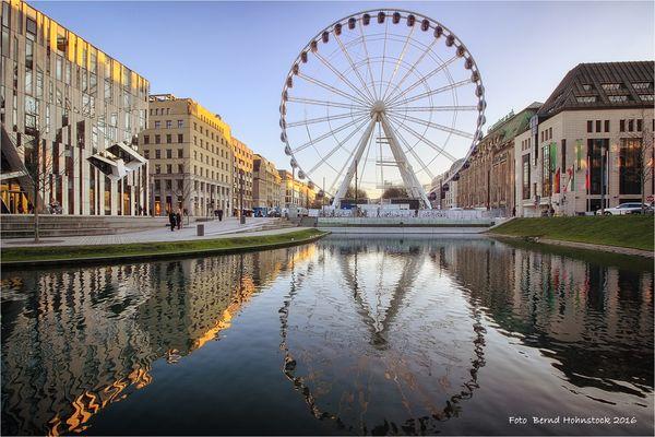 Wheel of Vision .... in Düsseldorf
