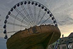 Wheel of Vision mit Nagel