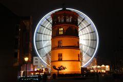 Wheel of Vision und Schloßturm