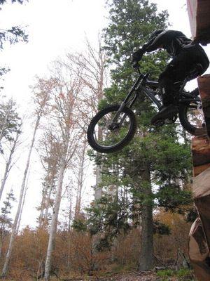 Wheelie Drop