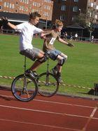 Wheelwalk Einradrennen Unicon XIV