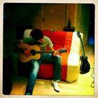 When music meets guitar