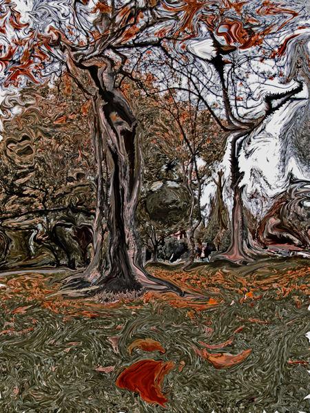 When Trees Revolt