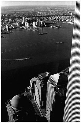 Where Are We Going? World Trade Center, Spring 2001