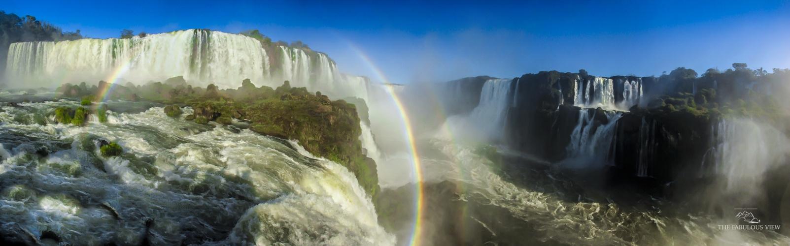 Where Brazil meets Argentina