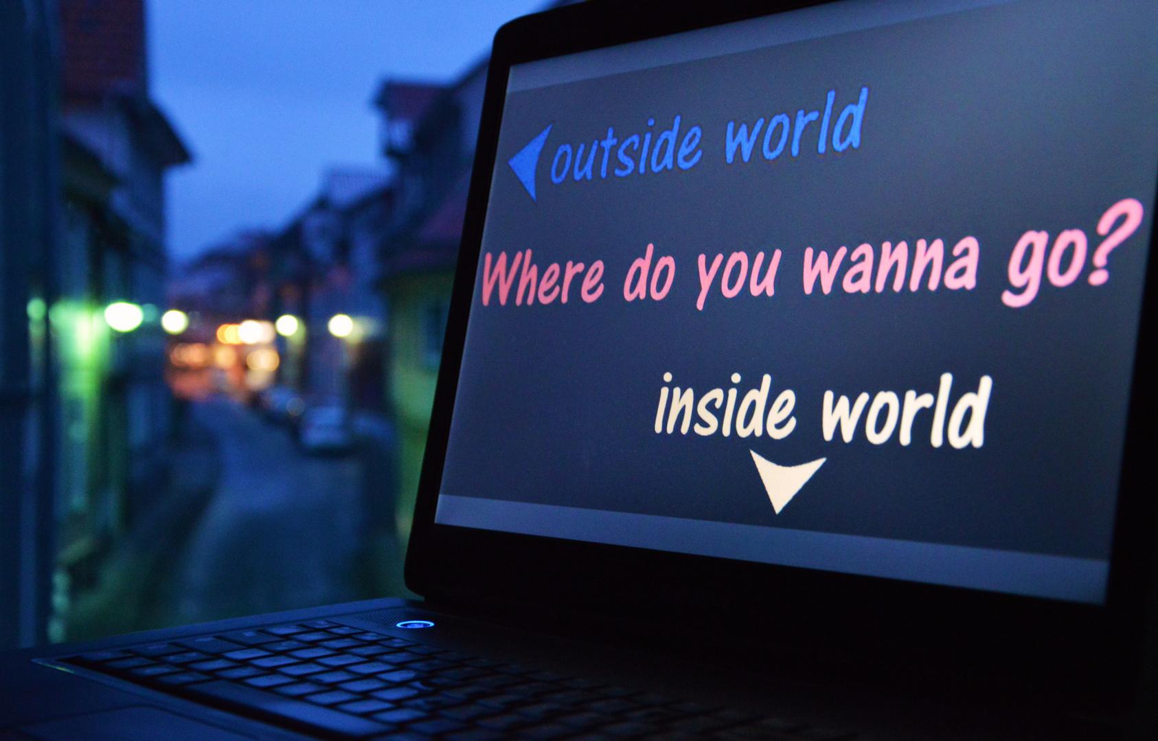 Where do you wanna go?