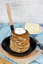 Whipping Cream Pancakes