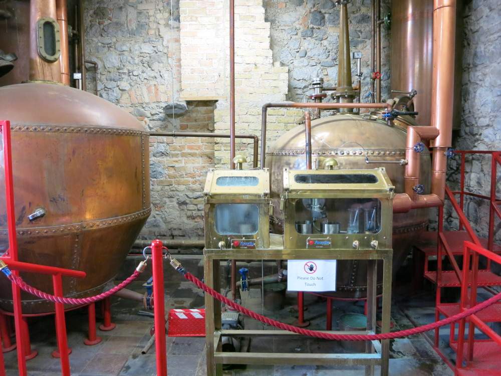 Whiskey Distillery Kilbeggan 3